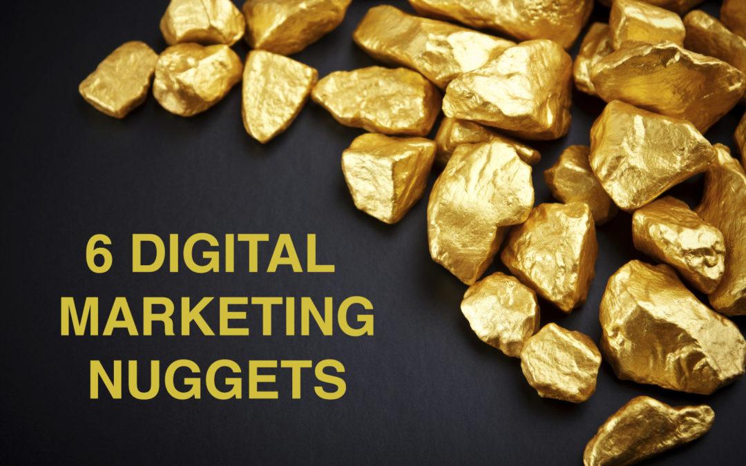 Digital Marketing Nuggets