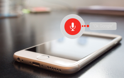 mobile phone voice search ok Google