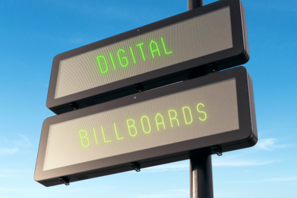 The Future of Outdoor Advertising is Digital